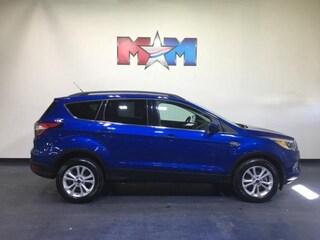 Used 2018 Ford Escape SE SUV in Christiansburg, VA