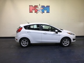 New 2019 Ford Fiesta SE Hatchback in Christiansburg, VA