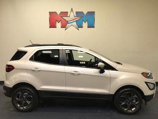 Used 2018 Ford EcoSport SES SUV in Christiansburg, VA