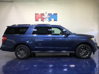New 2019 Ford Expedition Max Limited SUV in Christiansburg, VA