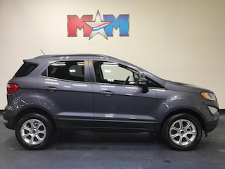 Used 2018 Ford EcoSport SE SUV in Christiansburg, VA