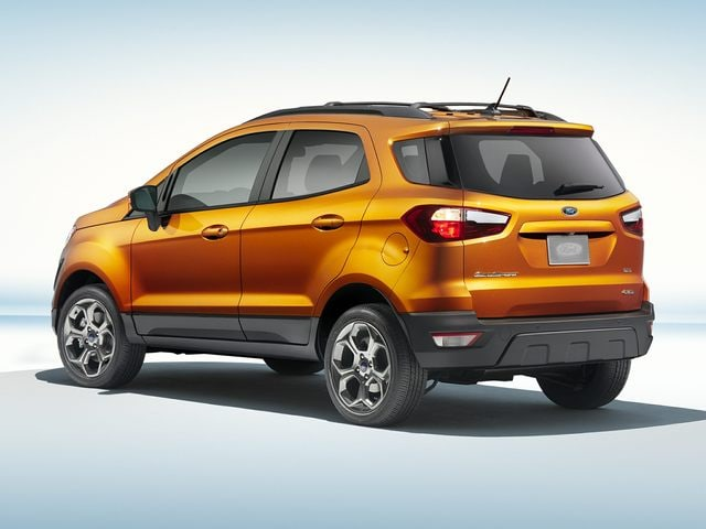 Yellow 2020 Ford EcoSport For Sale.jpg