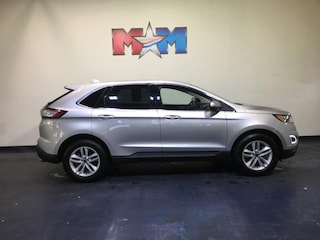 Used 2017 Ford Edge SEL SUV in Christiansburg, VA