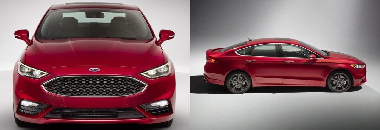 Compare Ford Fusion Vs Honda Accord Toyota Camry Ford Fusion In