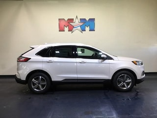 New 2019 Ford Edge SEL SUV in Christiansburg, VA