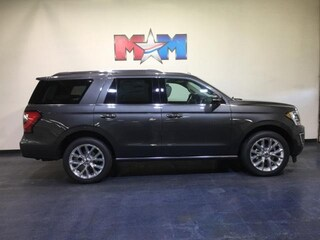 New 2019 Ford Expedition Limited SUV in Christiansburg, VA