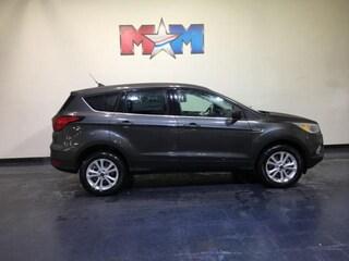 New 2019 Ford Escape SE SUV in Christiansburg, VA