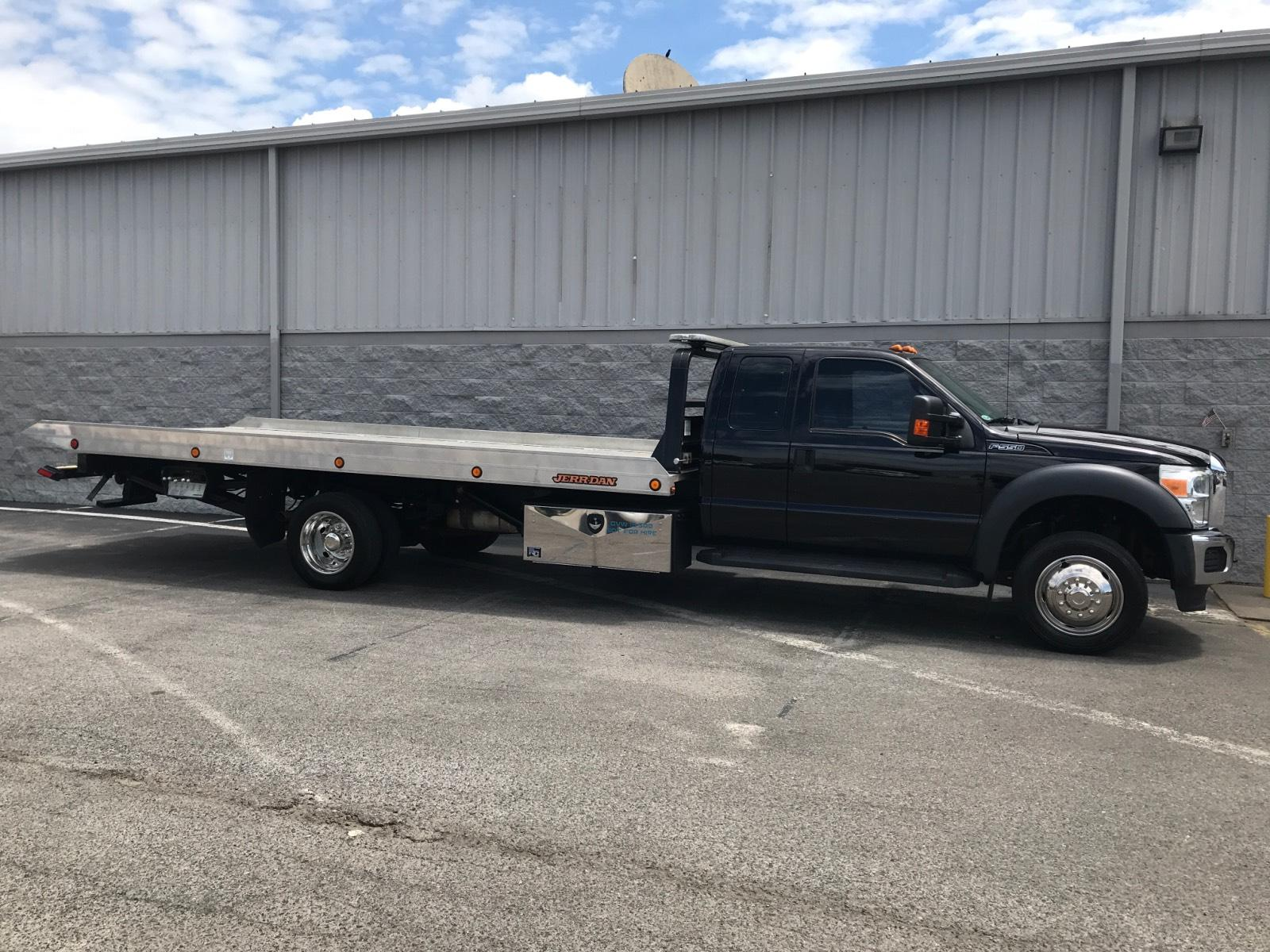 2016 Ford F-550 Chassis Truck Super Cab