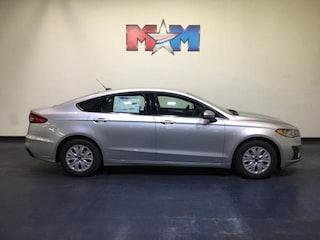 New 2019 Ford Fusion S Sedan in Christiansburg, VA