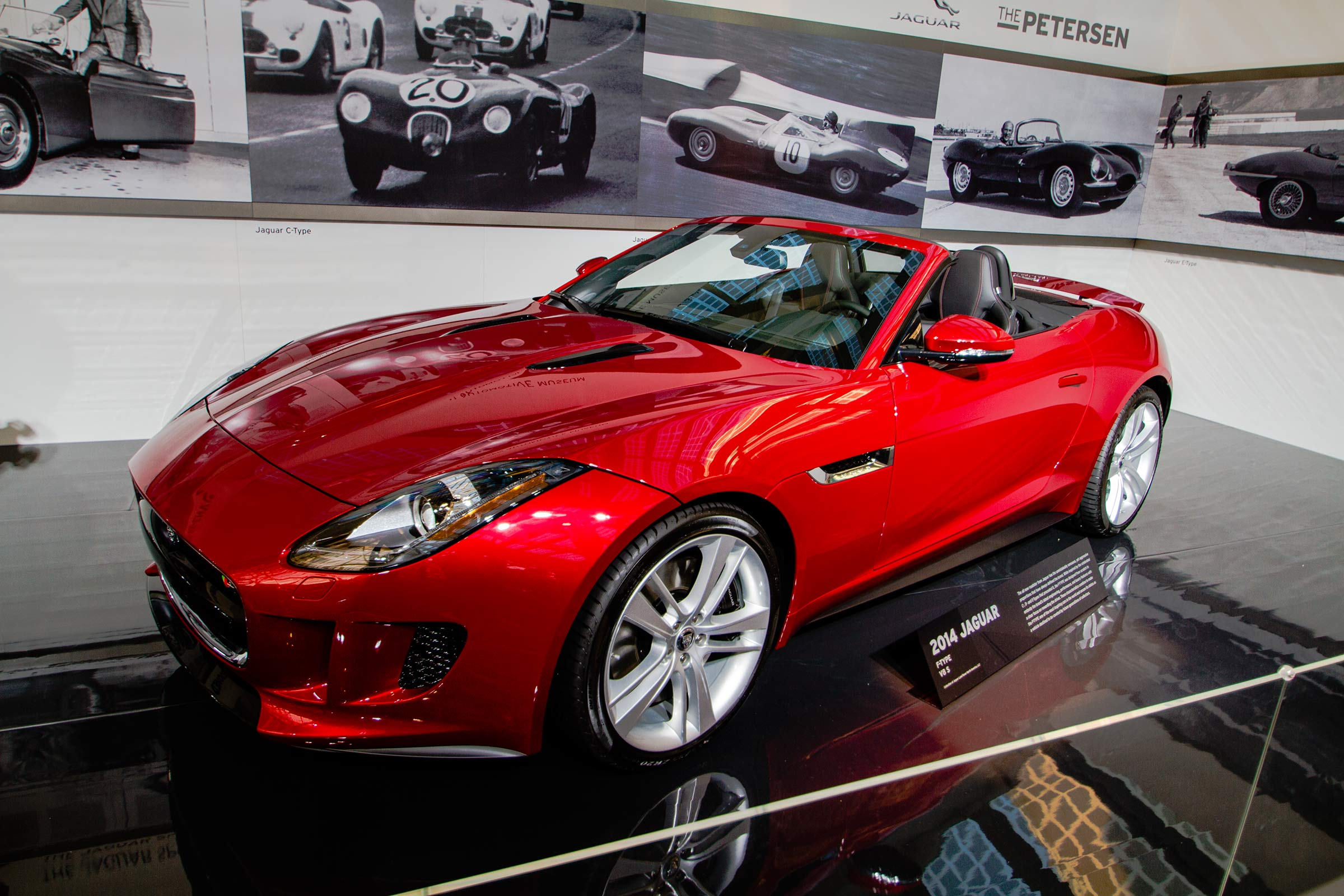 take to evs photos i angeles race news auto the bobby rahal jaguar ready interview dealership tesla fight los is show pace official