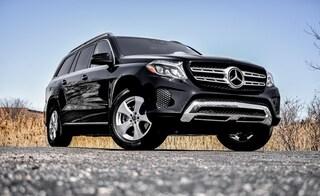 2018 Mercedes-Benz GLS 450 4MATIC SUV