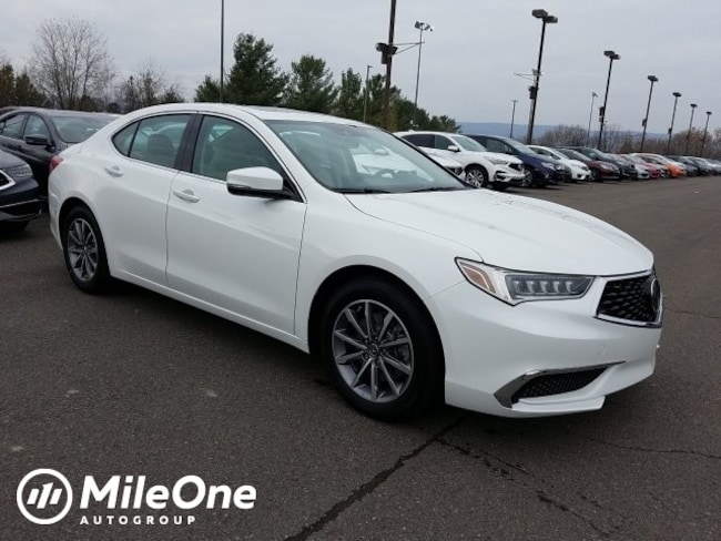 New 2020 Acura TLX with Technology Package Sedan Newport News