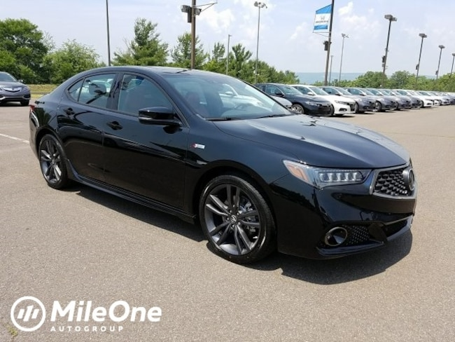 New 2019 Acura TLX 2.4 8-DCT P-AWS with A-SPEC RED Sedan Newport News