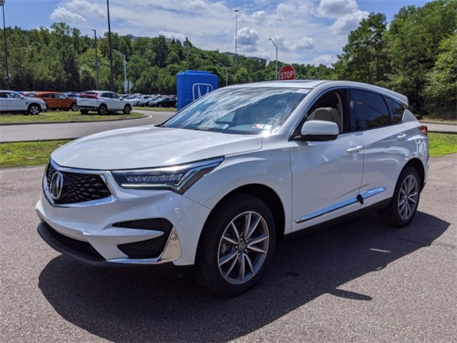 2021 Acura RDX SH-AWD with Technology Package For Sale in ...