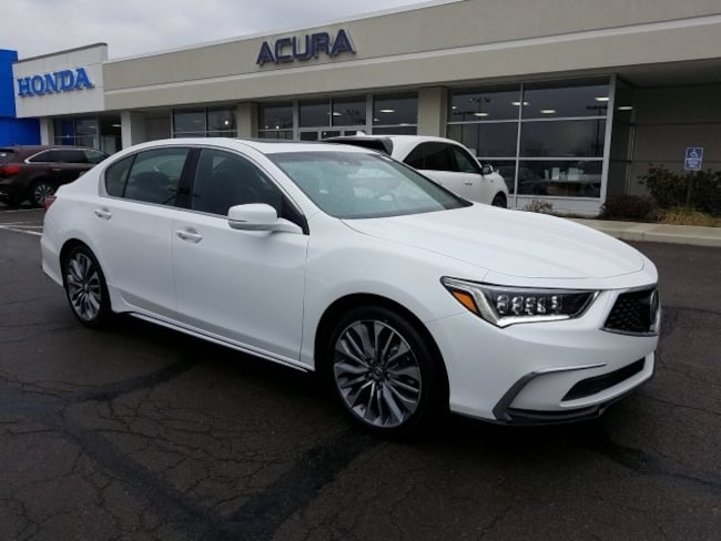 New 2018 Acura RLX with Technology Package Sedan Newport News