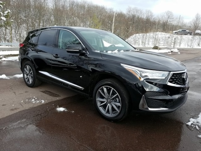 New 2019 Acura RDX SH-AWD with Technology Package SUV Newport News