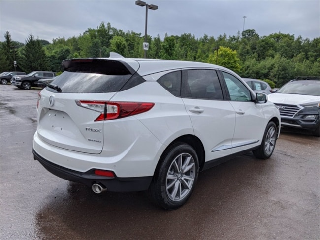 2021 acura rdx shawd with technology package for sale in