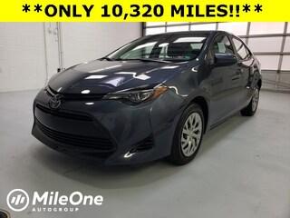 2018 Toyota Corolla L Sedan