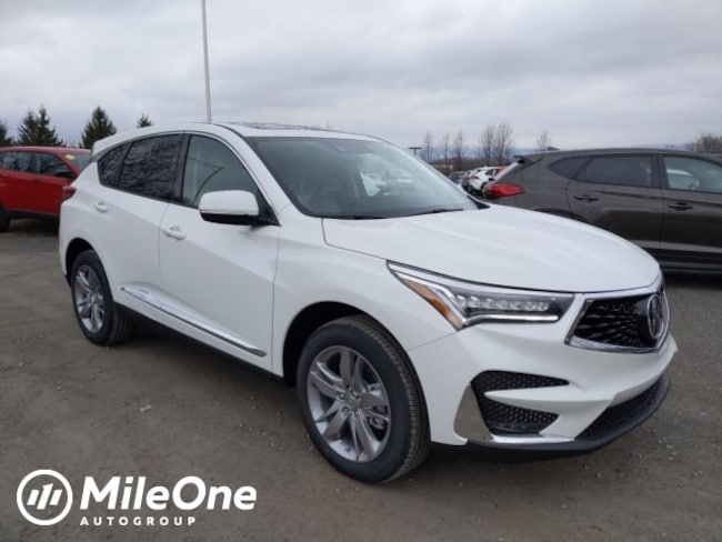 New 2020 Acura RDX SH-AWD with Advance Package SUV in Virginia Beach