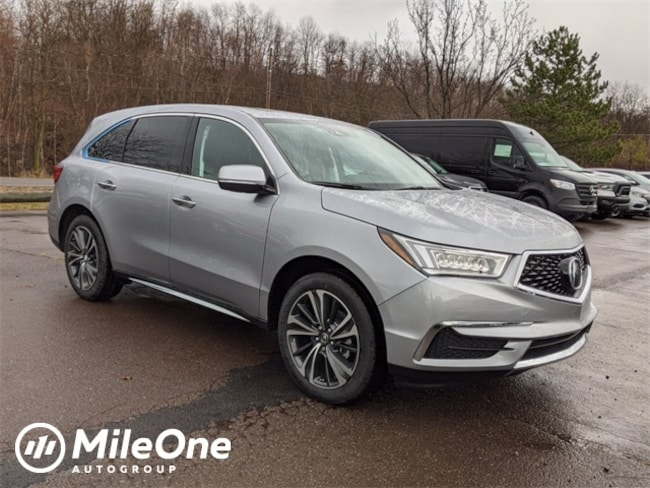 New 2020 Acura MDX SH-AWD with Technology Package SUV in Virginia Beach