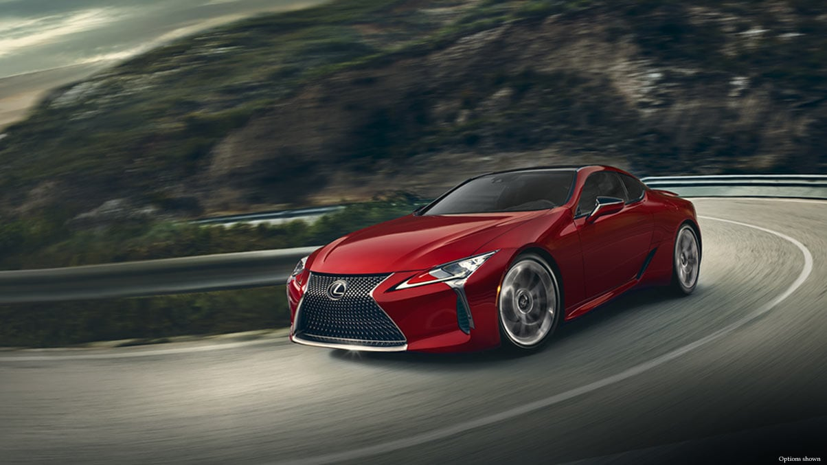 2018 Lexus Lc 500h Receives Performance Coupe Award Motorworld