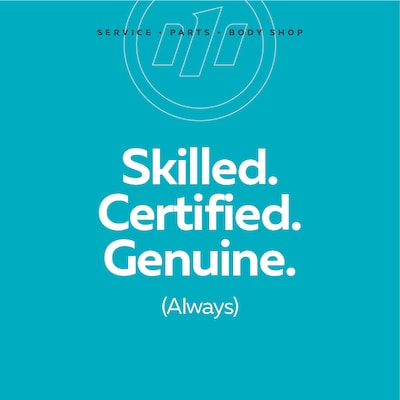 Skilled. Certified. Genuine.