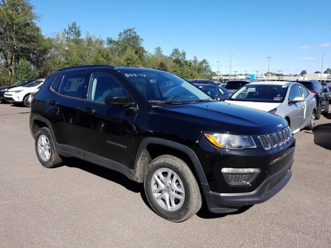 New 2018 Jeep Compass SPORT 4X4 Sport Utility Owings Mills