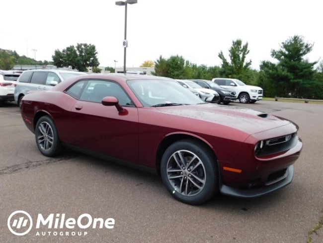 New 2019 Dodge Challenger GT AWD Coupe for sale in Baltimore, MD