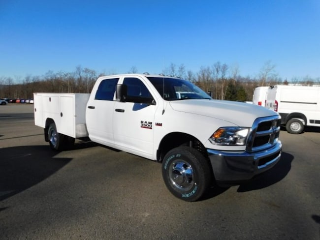 New 2018 Ram 3500 TRADESMAN CREW CAB CHASSIS 4X4 172.4 WB Crew Cab for sale in Baltimore, MD