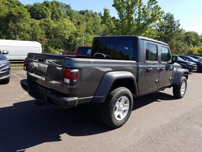 New 2020 Jeep Gladiator SPORT S 4X4 For Sale in Baltimore ...