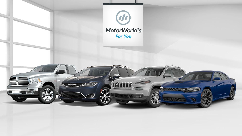 Elegant About MotorWorld Chrysler Dodge Jeep RAM