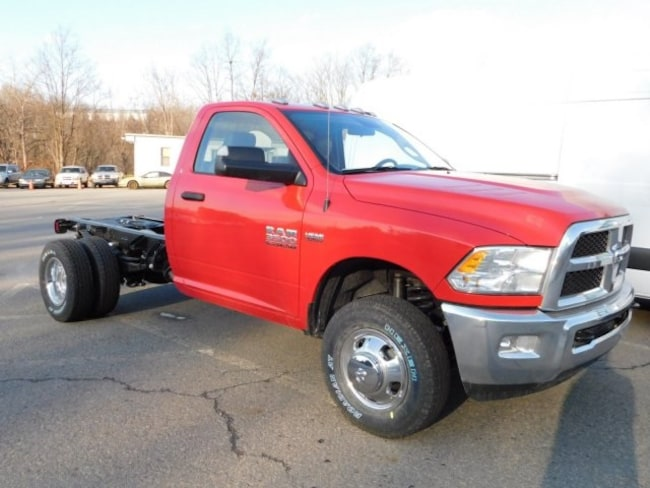 New 2018 Ram 3500 TRADESMAN CHASSIS REGULAR CAB 4X4 143.5 WB Regular Cab Owings Mills