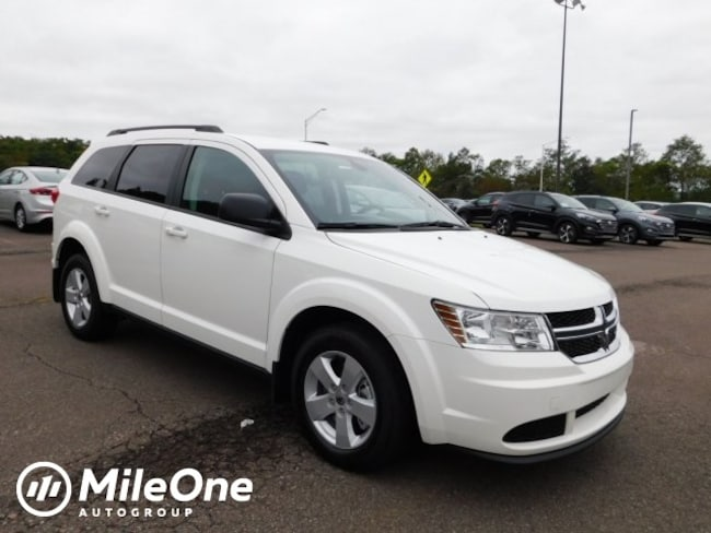 New 2018 Dodge Journey SE AWD Sport Utility Owings Mills