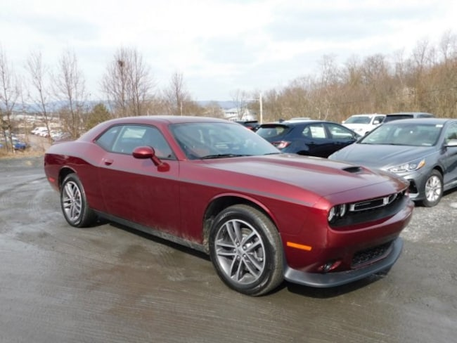 New 2019 Dodge Challenger GT AWD Coupe Owings Mills
