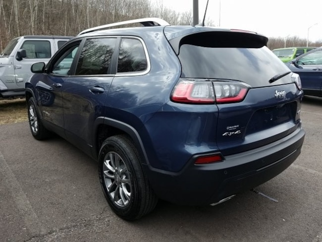 New 2019 Jeep Cherokee Blue Shade Pearlcoat For Sale in ...