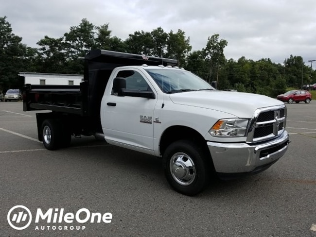 New 2018 Ram 3500 TRADESMAN CHASSIS REGULAR CAB 4X4 167.5 WB Regular Cab for sale in Baltimore, MD