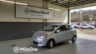 2015 Mitsubishi Mirage DE Hatchback