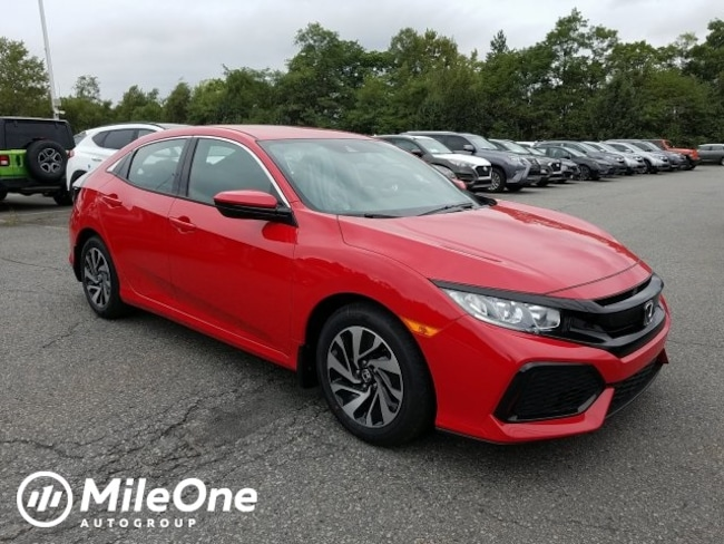 2019 Honda Civic LX Hatchback