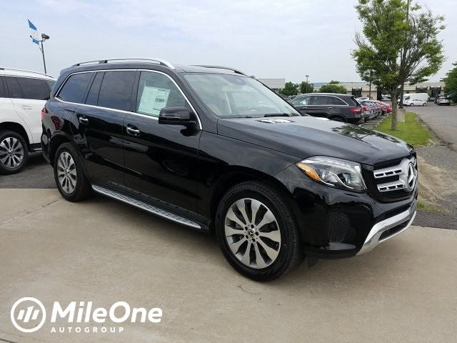 New 2019 Mercedes-Benz GLS 450 For Sale at Mercedes-Benz of
