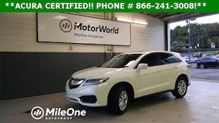 2017 Acura RDX Technology Package AWD SUV