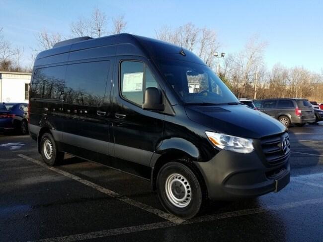 2019 Mercedes-Benz Sprinter 2500 Passenger  144 WB RWD Minivan/Van