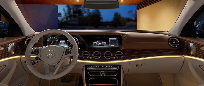 Check Out The Latest Mercedes Benz Technology Features Mercedes