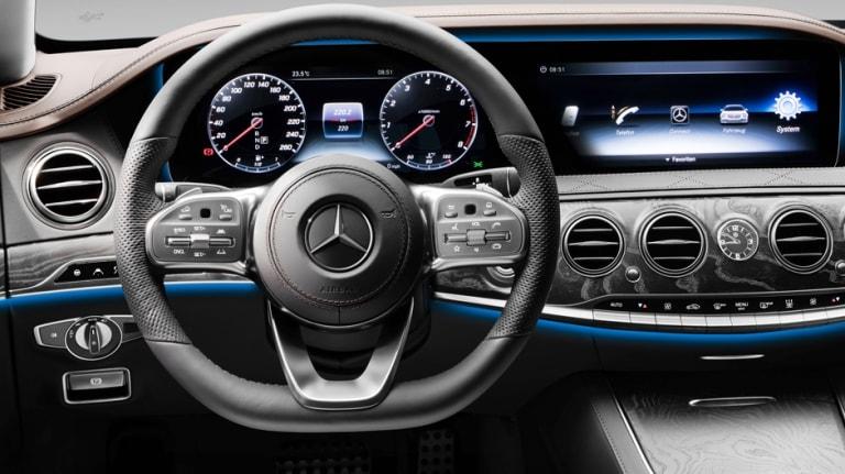 self-driving tech for the mercedes-benz s-class | mercedes-benz of