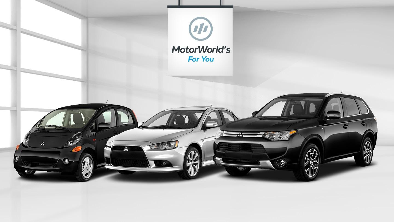About MotorWorld Mitsubishi