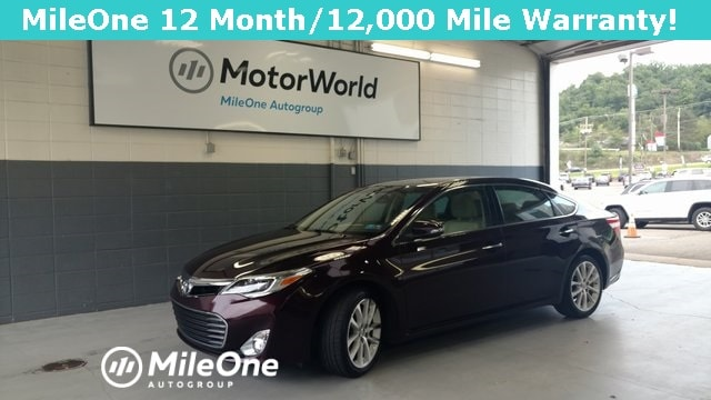 2013 Toyota Avalon For Sale >> Used 2013 Toyota Avalon For Sale At Motorworld Mileone Autogroup Vin 4t1bk1eb5du059977