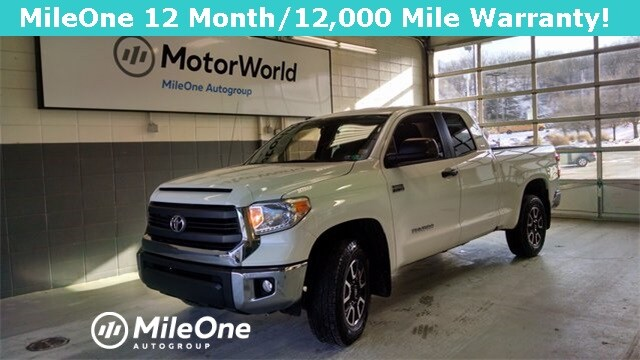 2014 Toyota Tundra For Sale >> Used 2014 Toyota Tundra For Sale At Motorworld Honda Vin 5tfuy5f15ex351346