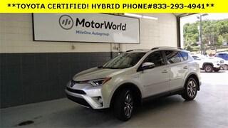 2016 Toyota RAV4 Hybrid XLE SUV