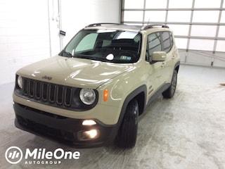 2016 Jeep Renegade Latitude SUV
