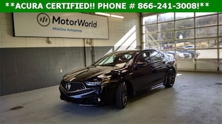 2019 Acura TLX 2.4L Technology Pkg w/A-Spec Pkg Sedan