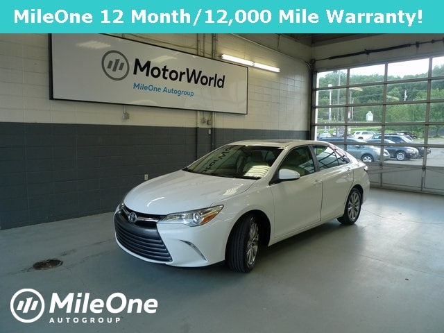 2015 Toyota Camry For Sale >> Used 2015 Toyota Camry For Sale At Motorworld Mitsubishi Vin 4t1bf1fk7fu976750